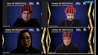 Toma de Protesta de Mtra. Adriana García Platas