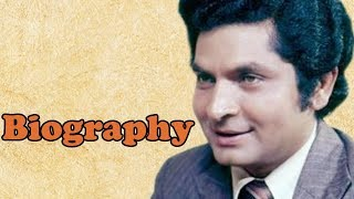 Asrani - Biography