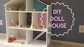This video shows you how to build your very own dollhouse out of wood! This dollhouse is for small dolls such as Lalaloopsy or...