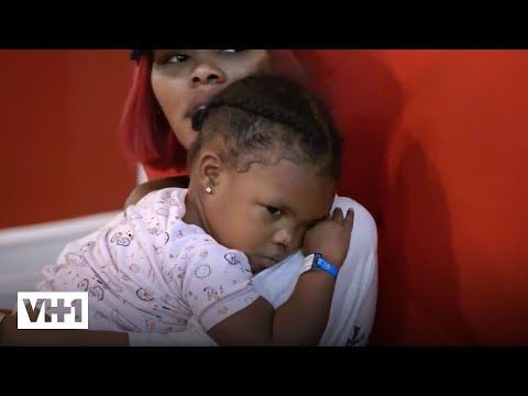 Teyana Considers Missing Fashion Week When Baby Junie's Sick | Teyana & Iman