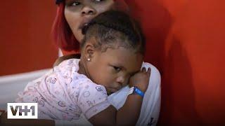 Teyana Considers Missing Fashion Week When Baby Junie's Sick | Teyana & Iman