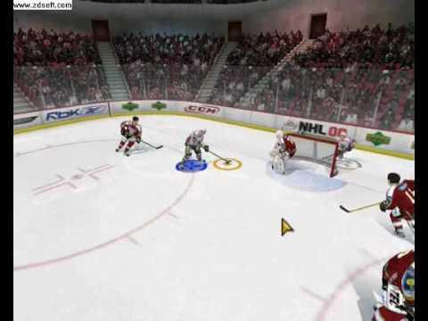NHL08 Miroslav Hlinka Dribble Playground