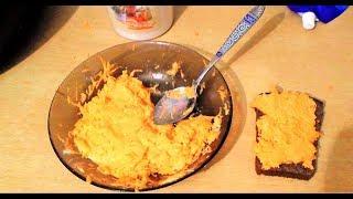 Салат из морковки с чесноком и майонезом готовим быстро и вкусно