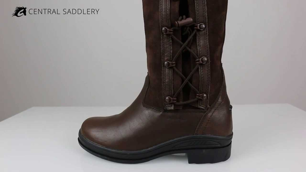 Ariat Grasmere Boots - YouTube
