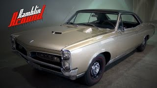 1967 Pontiac GTO 400 V8 4 BBL Four-Speed at Gateway Classic Cars