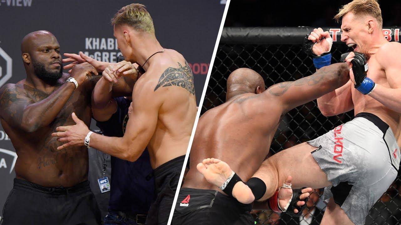 In Depth: Derrick Lewis vs Alexander Volkov at UFC 229