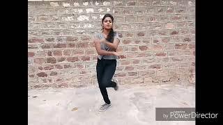 Devil and Bom diggy dance / choreography by Manish kumar/performer /priyanka