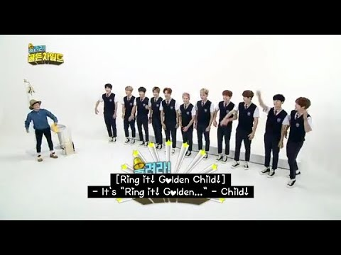 [Eng Sub]Ring It! Golden Child Episode 1 full
