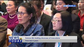 Science Ministry holding showcase of innovations from last 3 years