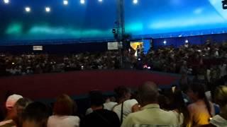 """Цирк """"Кобзов"""" 2 видео представления Одесса 16.08.2014"""