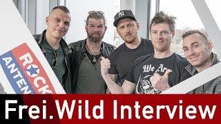 Frei.Wild reden frei über ihr neues Album und die Tour @ROCKANTENNE