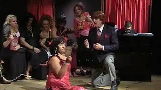 """Obra """"Orquesta de Señoritas"""". Año 2008. Rataplan teatro de adultos."""