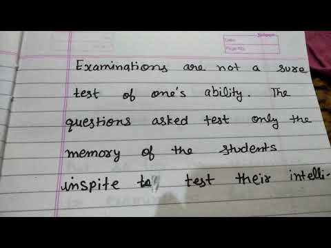 very-short-and-smart-paragraph-on-examination-in-english-in-educational-channel-by-ritashu