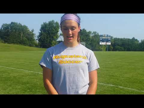 Hannah Keirstead Discusses Being a Captain and Wayne State