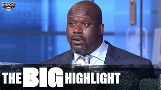 The Big Highlight - Shaq Tries Yodeling | Episode 1