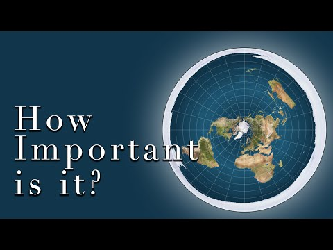 Flat Earth: How Important is it? - Tom Pinto thumbnail