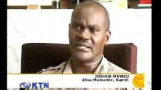 Wafungwa wasusia Chakula
