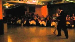 Pablo kliksberg & Diana Morris 05.2012 - (2/3) dancing Malandraca