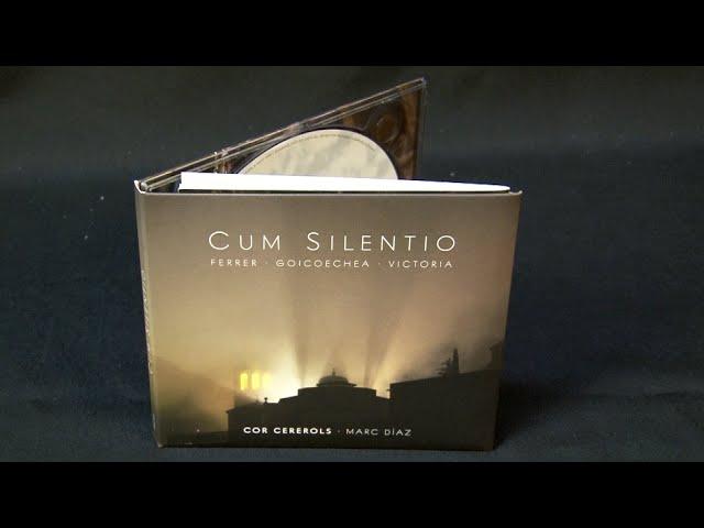L'obra coral del P. Anselm Ferrer, recuperada al CD Cum Silentio