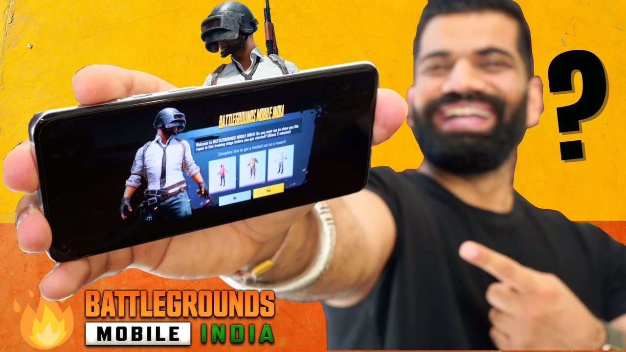 Battlegrounds Mobile India Is Here - GamePlay & Full Details w/New Features | PUBG🔥🔥🔥