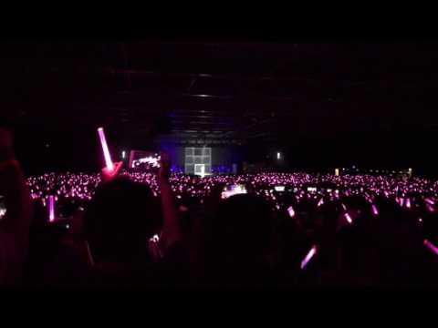 170611 Taeyeon Persona in Hong Kong - time lapse