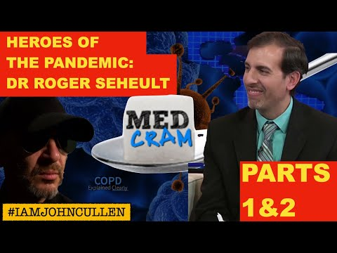 """Dr Roger Seheult / MedCram: Heroes of the Pandemic""""  Parts 1 + 2: Director's Comments in L"""