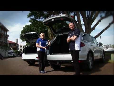 2010 Porsche Cayenne S Hybrid & Lexus RX450h car review video NRMA Drivers Seat