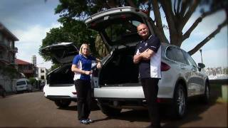 2010 Porsche Cayenne S Hybrid & Lexus RX450h car review video NRMA Drivers Seat