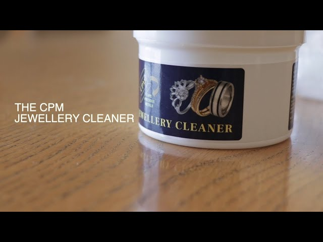 CPM Presents: CPM Jewellery Cleaner