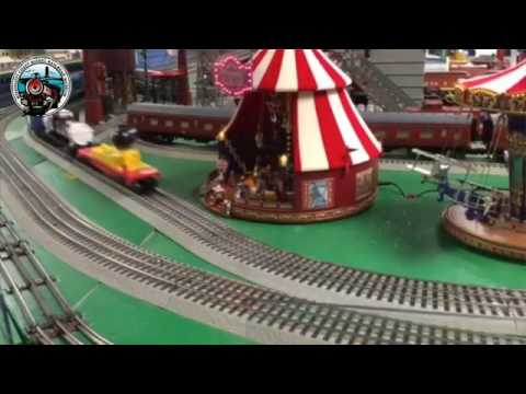 Mississippi Coast Model Railroad Museum  (Created with @Mag