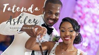 Tatenda and Ashley Wedding Trailer (Zim UK Wedding) | Marv Brown Films