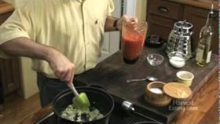 Video Recipe: Cream Of Tomato Soup