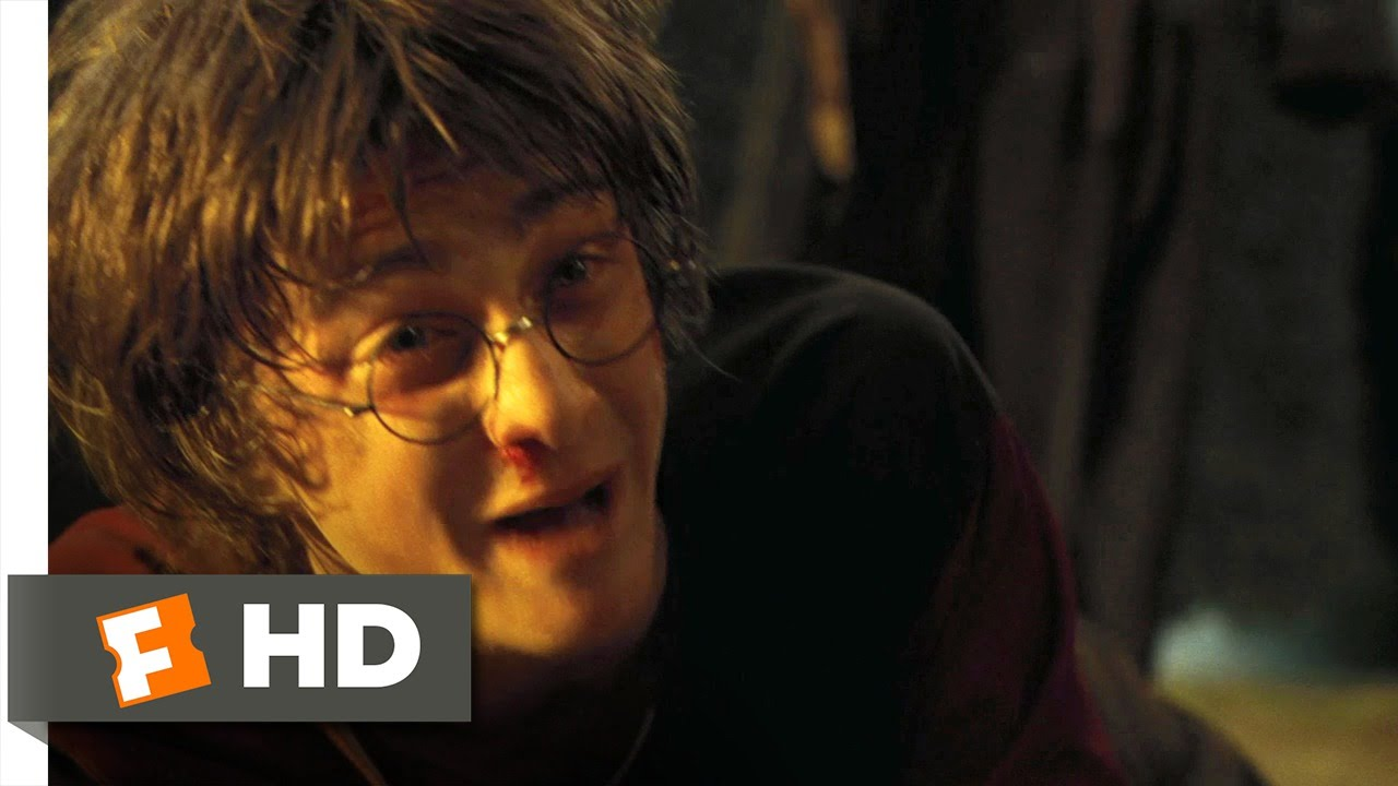 He s back harry potter and the goblet of fire 5 5 movie clip 2005 hd youtube
