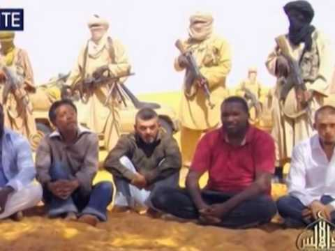 War in Mali: unrecognized hosts of desert