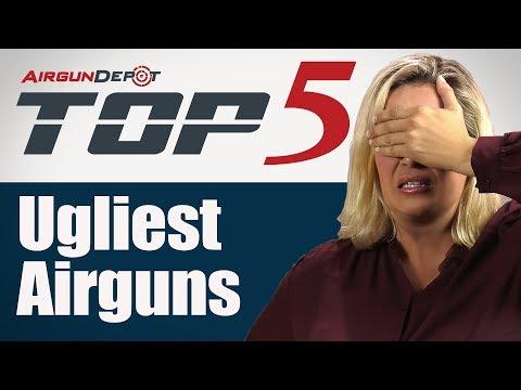 Top 5: Ugliest Airguns