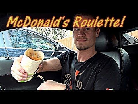 Living with a Supercar: McDonald's Roulette Fun!