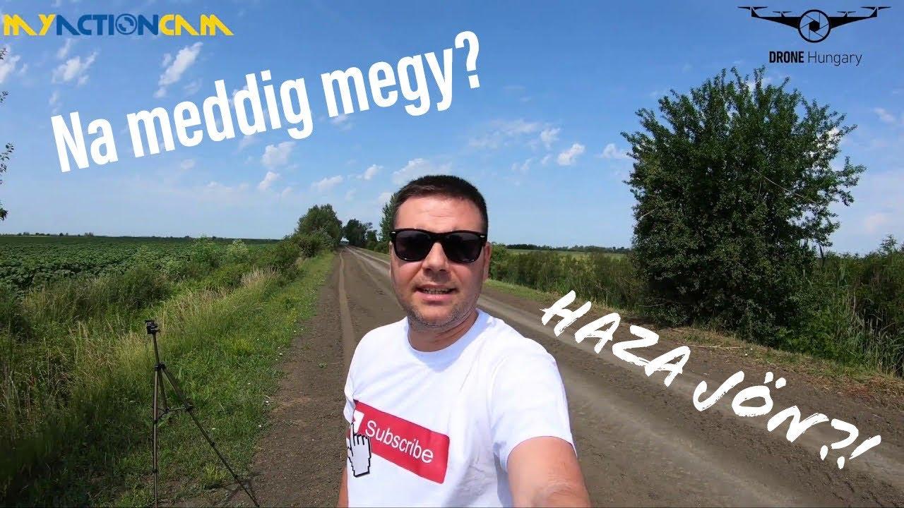 DJI Mavic Air 2 távolság teszt - Drone Hungary - Drón teszt