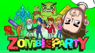 First Look At - ZOMBIE PARTY