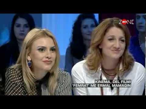 Zone e lire - Del filmi 'Femrat' me Ermal Mamaqin! (15 nëntor 2013)