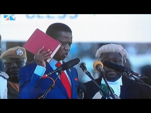 Zambia's President Lungu takes oath of office: all you need