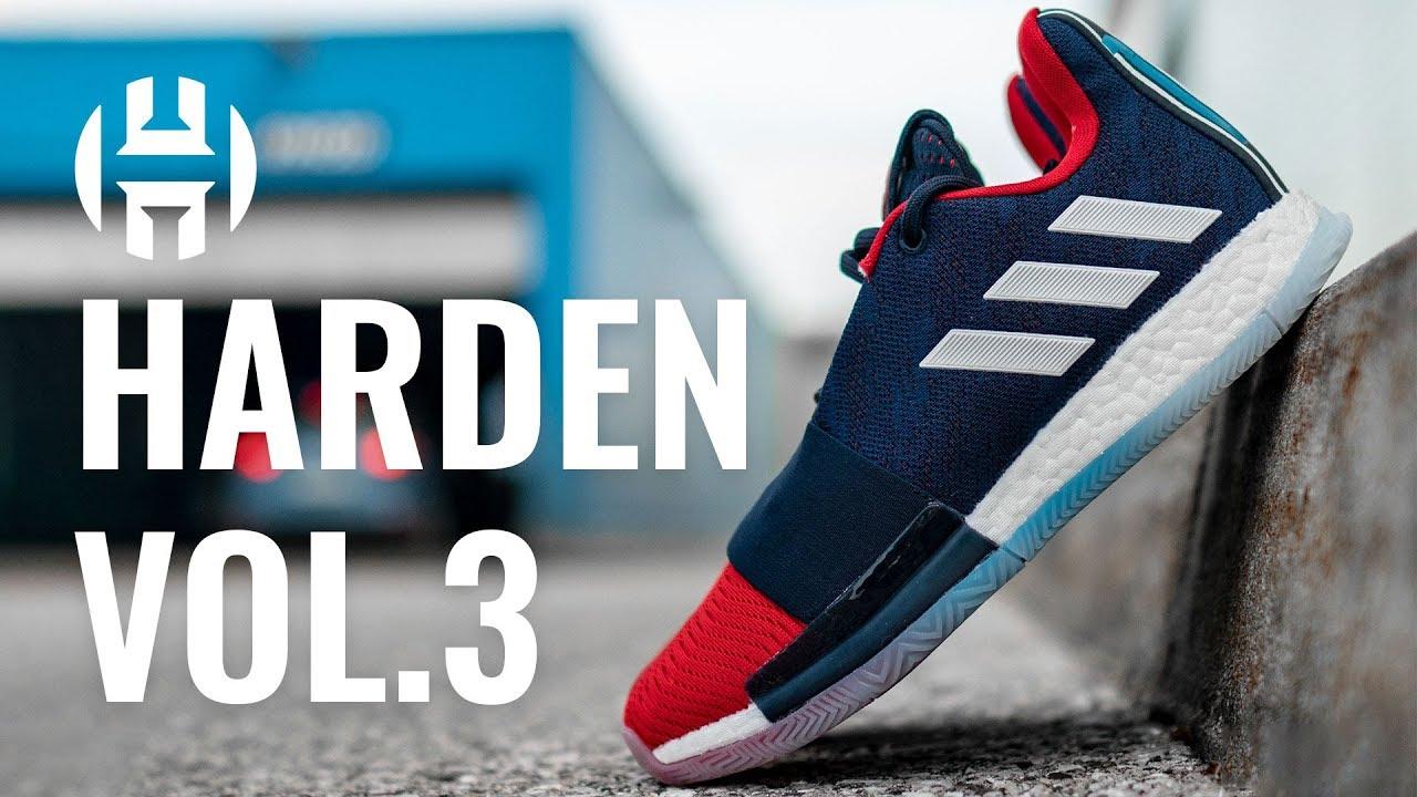 adidas Harden Vol. 3 ''Legend Ink''