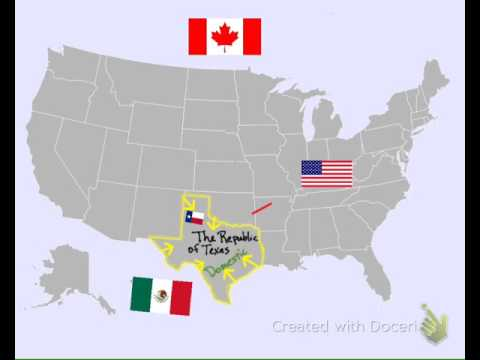 Foreign And Domestic Policy--The Republic Of Texas