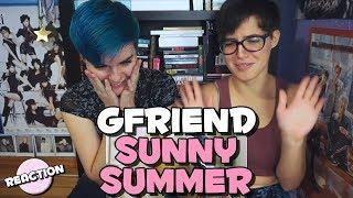 GFRIEND (여자친구) - SUNNY SUMMER (여름여름해) ★ MV REACTION