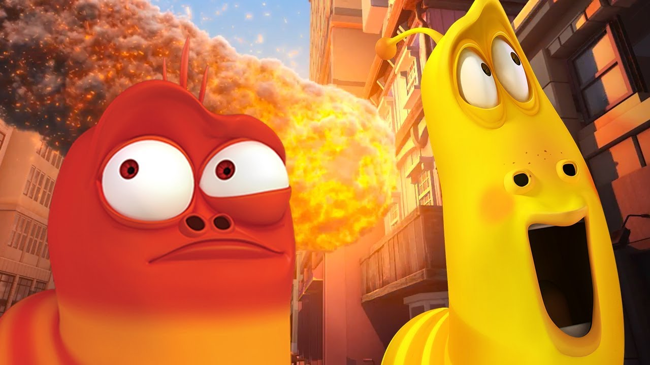 Download LARVA - THE PROPHECY | Cartoon Movie | Cartoons For Children | Larva Cartoon | LARVA Official