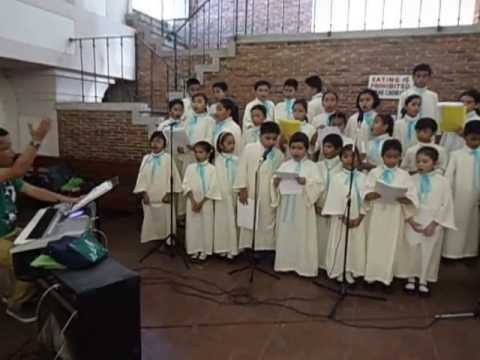 SJB Children's Choir Kalibo, Aklan (LOVE IS THE ANSWER)