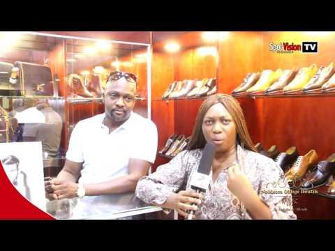 Spot Vision Evenement Visite Chez Noblesse Oblige Boutique a Abidjan Treichville Rue 12