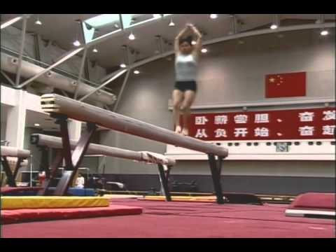 (Full Version) Beijing, are you ready? Ep13-1 Chinese Athletes in Training - Gymnastics