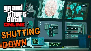 GTA 5 Online SHUṪTING DOWN On PS3 and Xbox 360