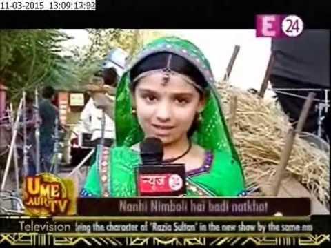 Balika Vadhu:Nimboli helping her friend just like Anandi