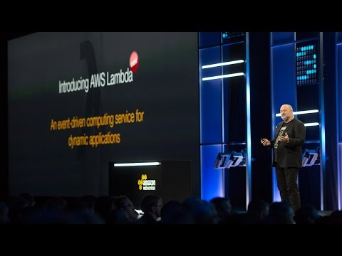 AWS re:Invent 2014 | Announcing AWS Lambda